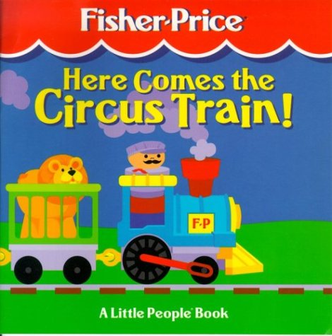 Here Comes the Circus Train!