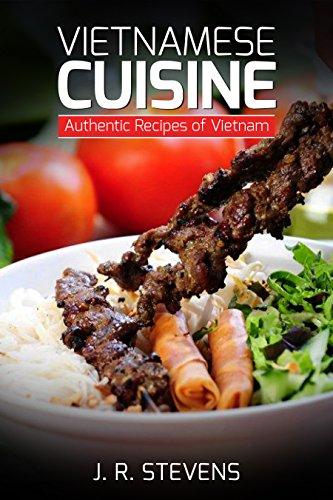 Vietnamese Cuisine by J. R. Stevens ebook deal