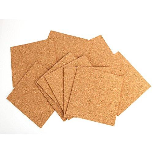 Planchas de corcho multiusos (300X450X4mm)