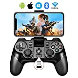 Best Bluetooth Controllers - Vbepos Mobile Game Controller 2.4G Wireless Gamepad Bluetooth Review