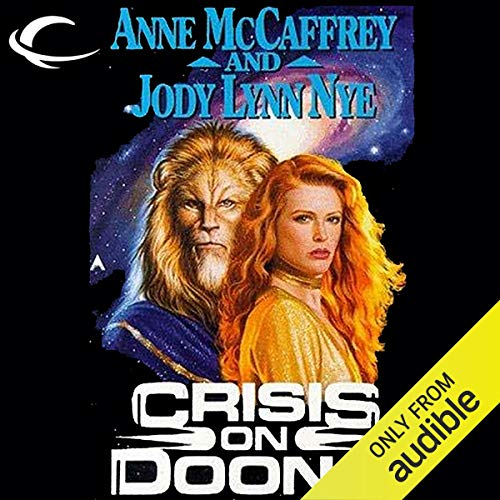 Crisis on Doona audiobook cover art