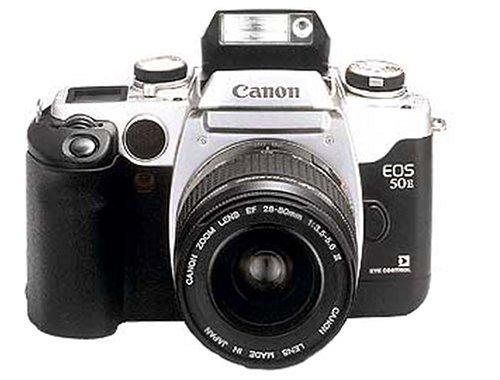 Canon EOS 50E QD Spiegelreflexkamera