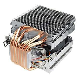 Bomcomi Reemplazo para Intel AMD LAG1156 / 1155/1150 Control de ...