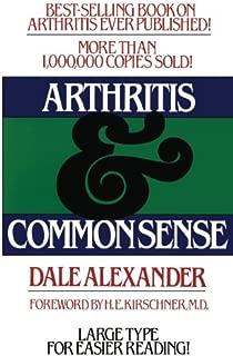 Arthritis and Common Sense (Fireside Book)