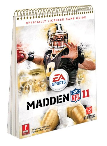 Madden NFL 11 Official Game Guide: Prima's Official Game Guide