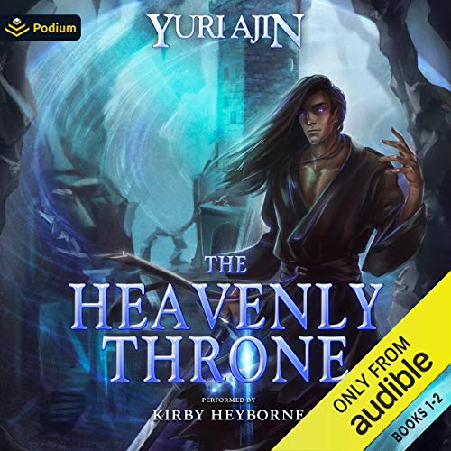 The Heavenly Throne: Publisher's Pack cover art
