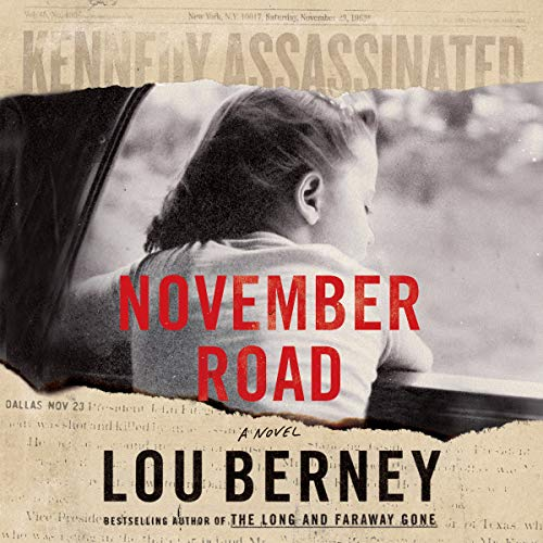November Road audiobook cover art