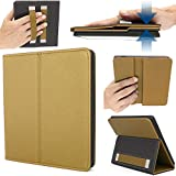 E-Reader Case for All-New Kindle Oasis 10th Generation - 2019 and 9th Generation - 2017 Released PU Leather Cover H01 – Brown
