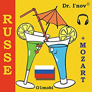 Russe [Russian] audiobook cover art
