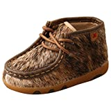 Twisted X Infants Casual, Light Brindle, 4(M)