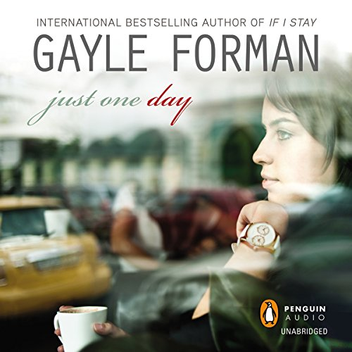 Just One Day audiobook cover art