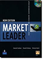 Market Leader Upper Intermediate Coursebook/Cd-Rom Pack