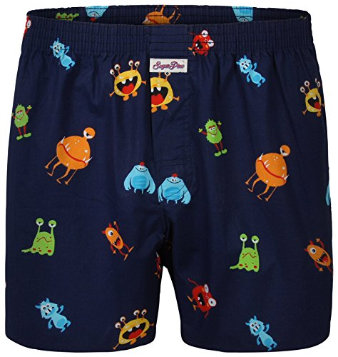 Sugar Pine Boxershorts Monster (S / 4/48) (2000-SP-1701-S)