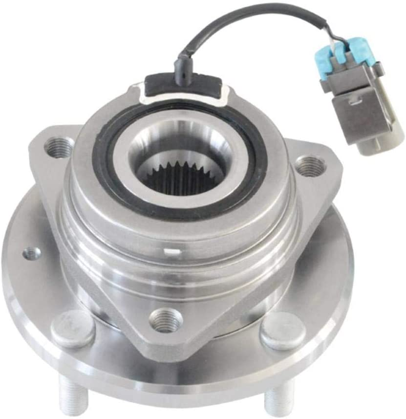 Raleigh Mall TYBC 1x Fresno Mall Front Wheel Hub with Compatible Bearing 04-06 Assembly
