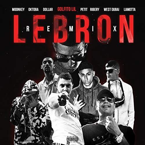 Golfito Lil feat. Oktoba, Dollar, Petit Ribery, West Dubai, Lamotta & Moonkey