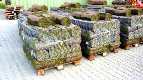 1 m² Rollrasen Fertigrasen
