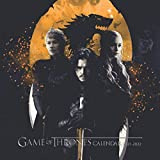 Game of Thrones Calendar 2021: Mini wall calendar With 16 months [2021-2022]