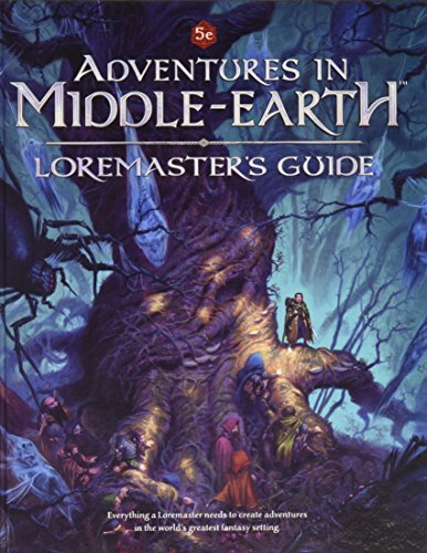 Adventures in Middle Earth Loremaster's Guide