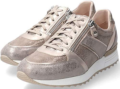 Mephisto Toscana Sneaker für Damen in dunklem Taupe (Numeric_37_Point_5)