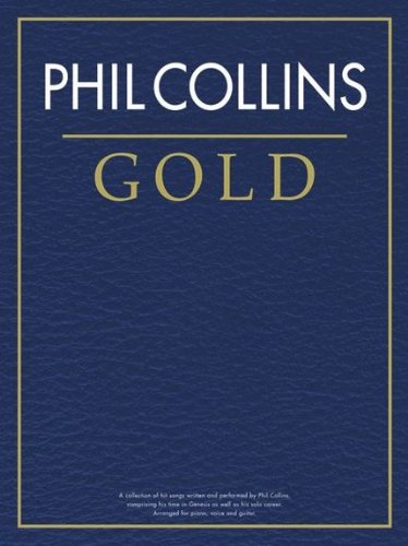 Collins Phil Essential Gold Piano solos P/V/G