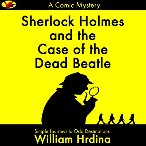 Sherlock Holmes and the Case of the Dead Beatle audiobook cover art