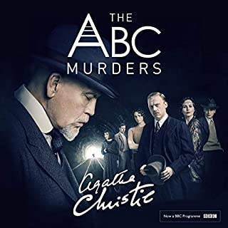 The ABC Murders                   By:                                                                                                                                 Agatha Christie                               Narrated by:                                                                                                                                 Hugh Fraser                      Length: 6 hrs     281 ratings     Overall 4.6