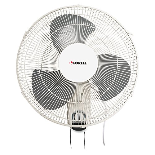 Lorell LLR49256 Wall Mount Fan