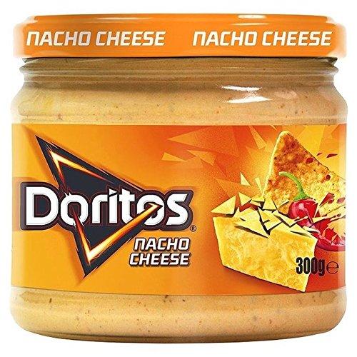 Doritos Nacho Tuffo Di Formaggio 300G Doritos Nacho Cheese Dip 300g - Pack of 2 Quantità: 2