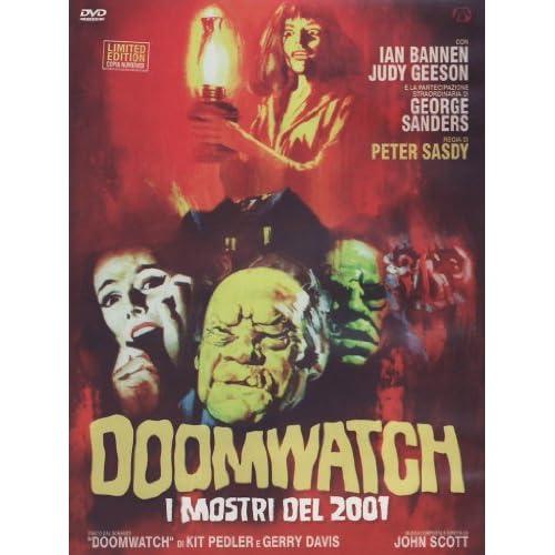 Doomwatch - I mostri del 2001(edizione limitata numerata) (versione rimasterizzata)