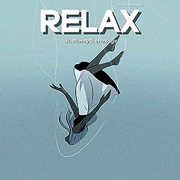 RELAX (feat. Montythehokage & OnBeatMusic)