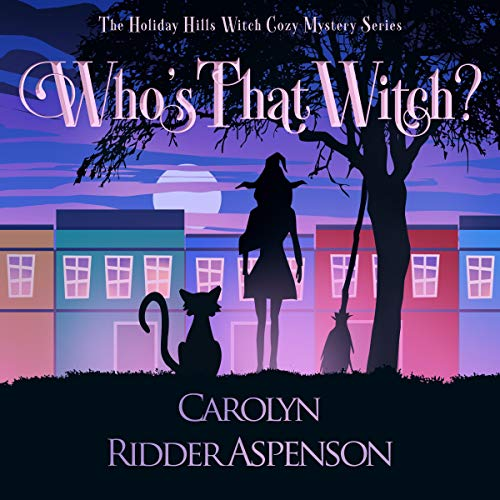Who's That Witch? cover art