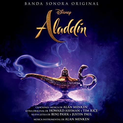Aladdín (Banda Sonora Original en Castellano)