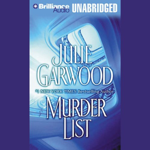 Murder List  audiobook cover art