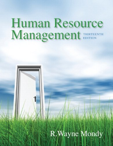 Human Resource Management Plus 2014 MyManagementLab with Pearson eText -- Access Card Package (13th Edition)