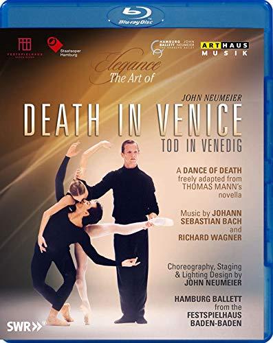 Neumeier: Death in Venice [Blu-Ray]