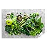 Postereck - 3796 - Gemüse, Gesund Küche Kochen Vegan Obst
