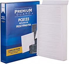 Premium Guard Cabin Air Filter PC8155| Fits 2015-20 Ford Mustang