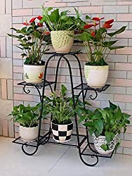 Planter stand for vertical garden