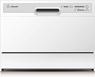 PKM GSP 600 - Lavavajillas pequeño (6 servicios), color blanco