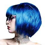 Tintura Per Capelli Semi-Permanente 100ml Crazy Color (Blu Capri)