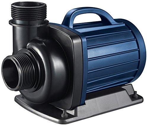 AquaForte Dm-12000 Filter-/Teichpumpe, 12-V, 90 W, 12 m³/h, Förderhöhe 5,5 m