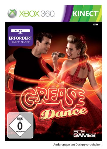 Grease Dance (Kinect) [Edizione: Germania]