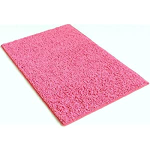 Bubble Gum Pink – 9'x12′ Custom Carpet Area Rug