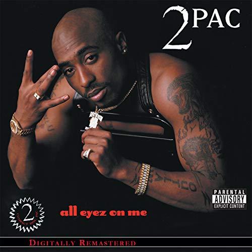 All Eyez on Me (Dual Disc)