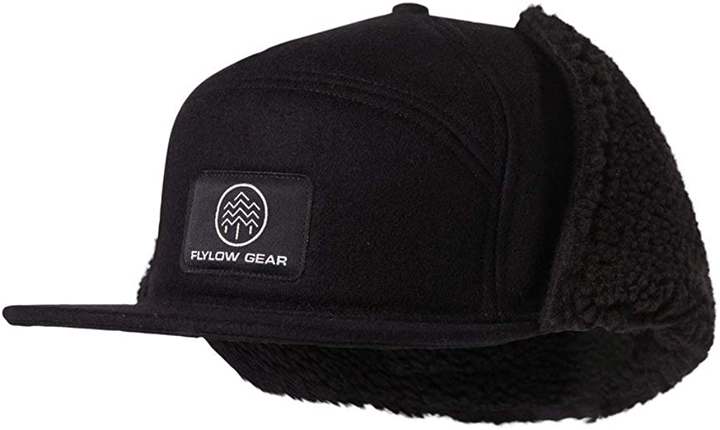 Flylow Walleye Fleece-Lined Hat Max Inexpensive 64% OFF Snowboarding Skiing for and
