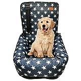 BO&CHAO Autositz für Hunde, sicher und bequem, rutschfest, für Hunde