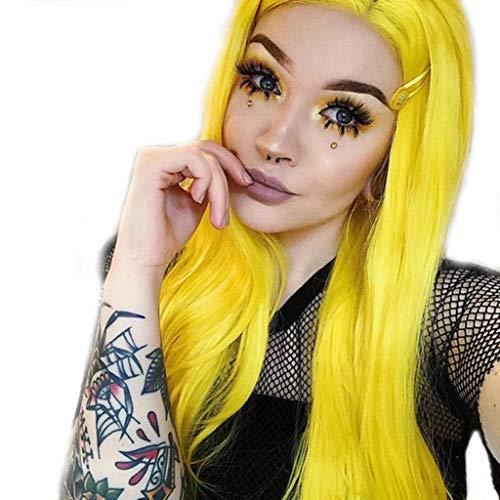 comprar pelucas amarillas on-line