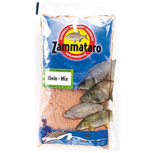 ZammataroFertigfutter Rhein-Mix 1kg