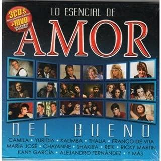 Vol. 3-Esencial Amor Del Bueno / Various