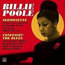 Poole, Billie Sermonette/Confessin The Blues+Bonus Tracks Mainstream Jazz